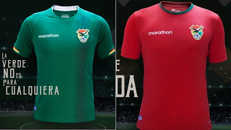 ef5db83c0 All 16 Copa America 2016 Kits (Released)