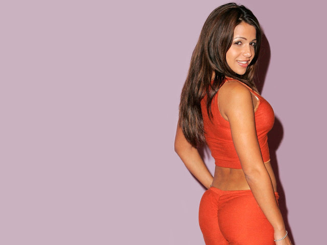 Vida Guerra Best Ass Model Wallpaper