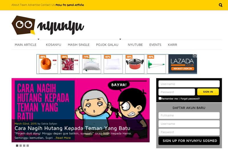 situs nyunyu.com