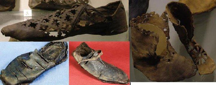 Extant Shoe Finds - part 2