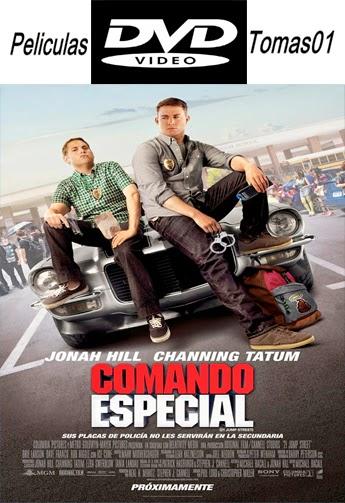 Comando Especial 1 (infiltrados en Clase) (2012) DVDRip