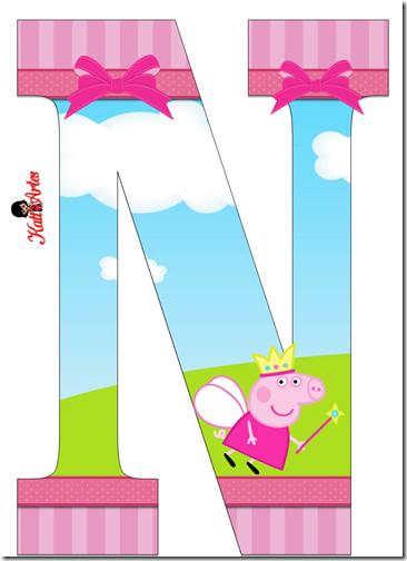 abecedario peppa pig blogcolorear com (14)