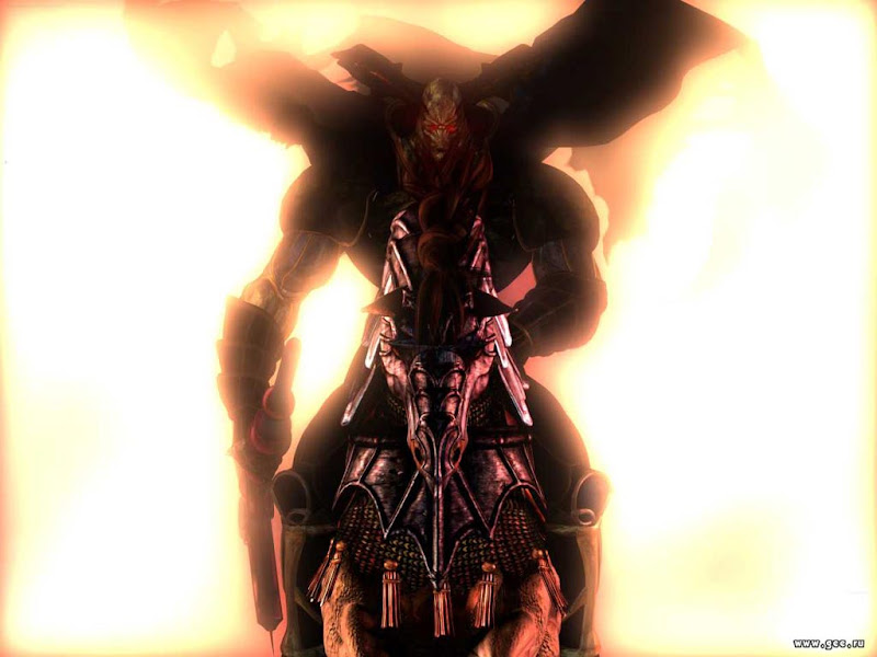 Infernal Warrior Of Agony, Warriors 3
