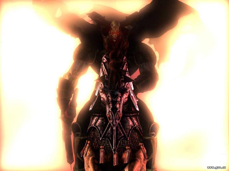 Infernal Warrior Of Agony, Warriors 3