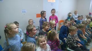 Jasełka w przedszkolu 15.12.2016