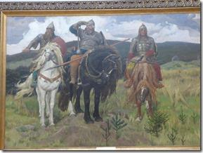 Ttkov Chevaliers Victor Vasnetsov