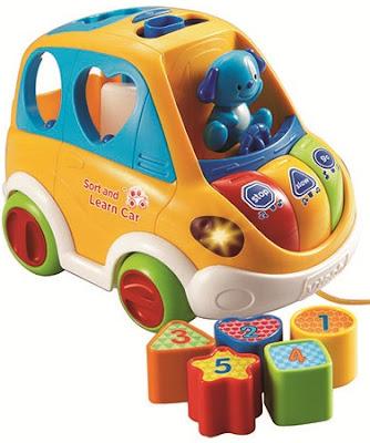 hình ảnh Xe ô tô thả khối Vtech Sort and Learn Car