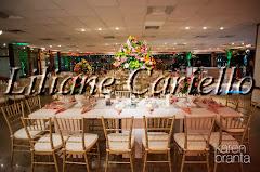 Fotos de decoração de casamento de Casamento Patrícia e Eduardo no Real Astoria da decoradora e cerimonialista de casamento Liliane Cariello que atua no Rio de Janeiro e Niterói, RJ.