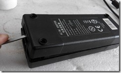 How To Open AC Adapter