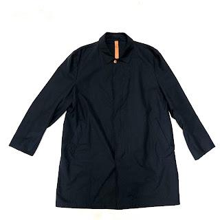 Private White Rain Coat