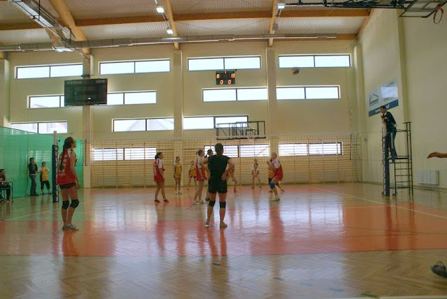 Zawody siatkarskie dziewczat 1 marca 2011 - DSC09376_1.JPG