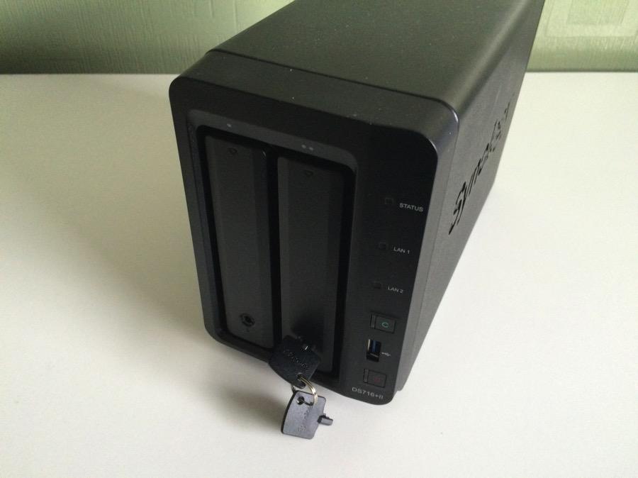 SynologyDiskStation716+ii