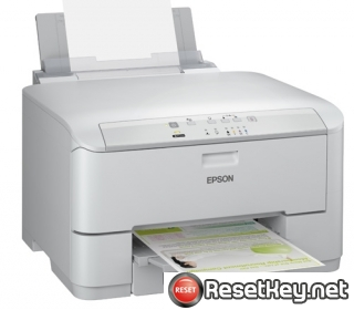 Reset Epson WPM-4011 printer Waste Ink Pads Counter