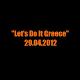 Let's Do It Greece 29.04.2012