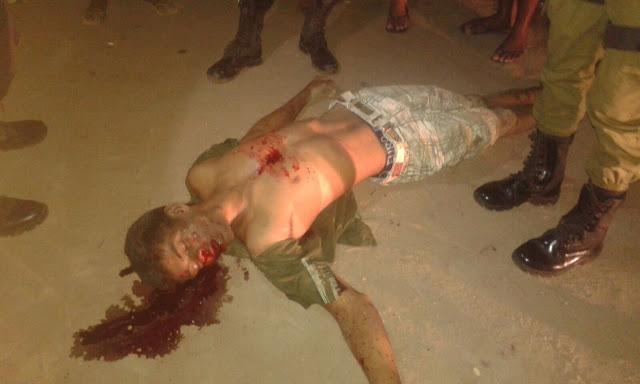 Santarém: Homem é cacetado no bairro ipanema