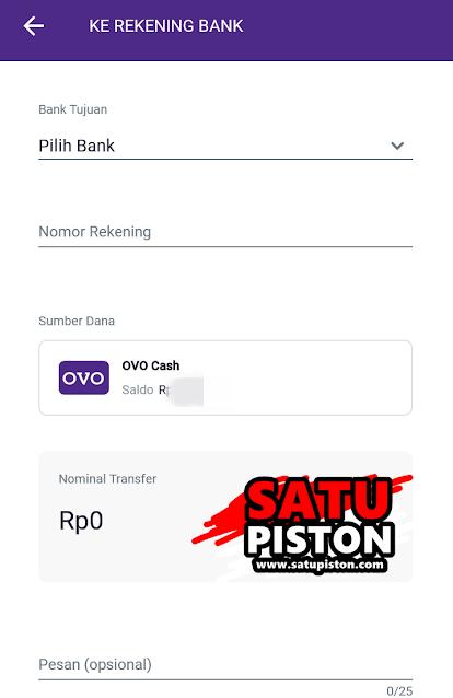 Mudah, Begini Cara Transfer Ovo Ke Bank