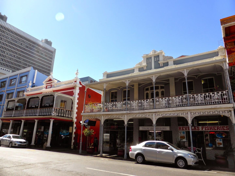 Long Street, Kaapstad