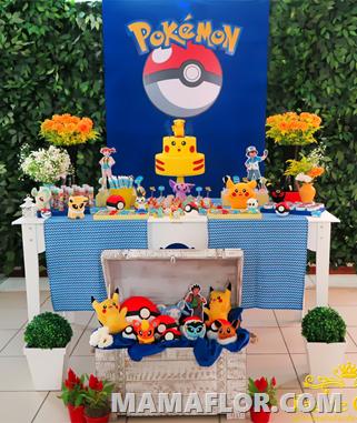 Ideas Cumpleaños Fiesta Pokemon Go