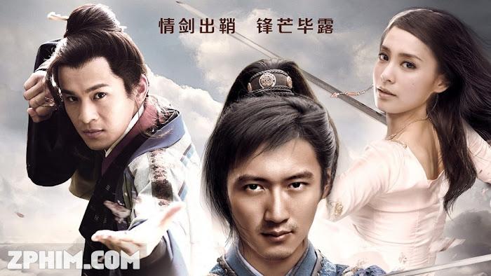 Ảnh trong phim Kiếm Tình - The Spirit of the Sword 1