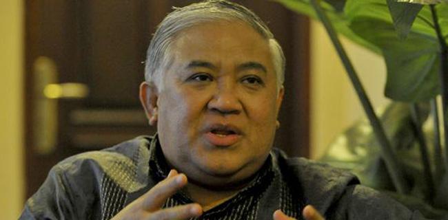 Din Syamsuddin: Arahan Presiden Kepada Menteri Agama Sangat Tendensius