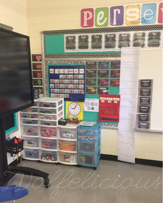 photo of Classroom Reveal 2017-2018