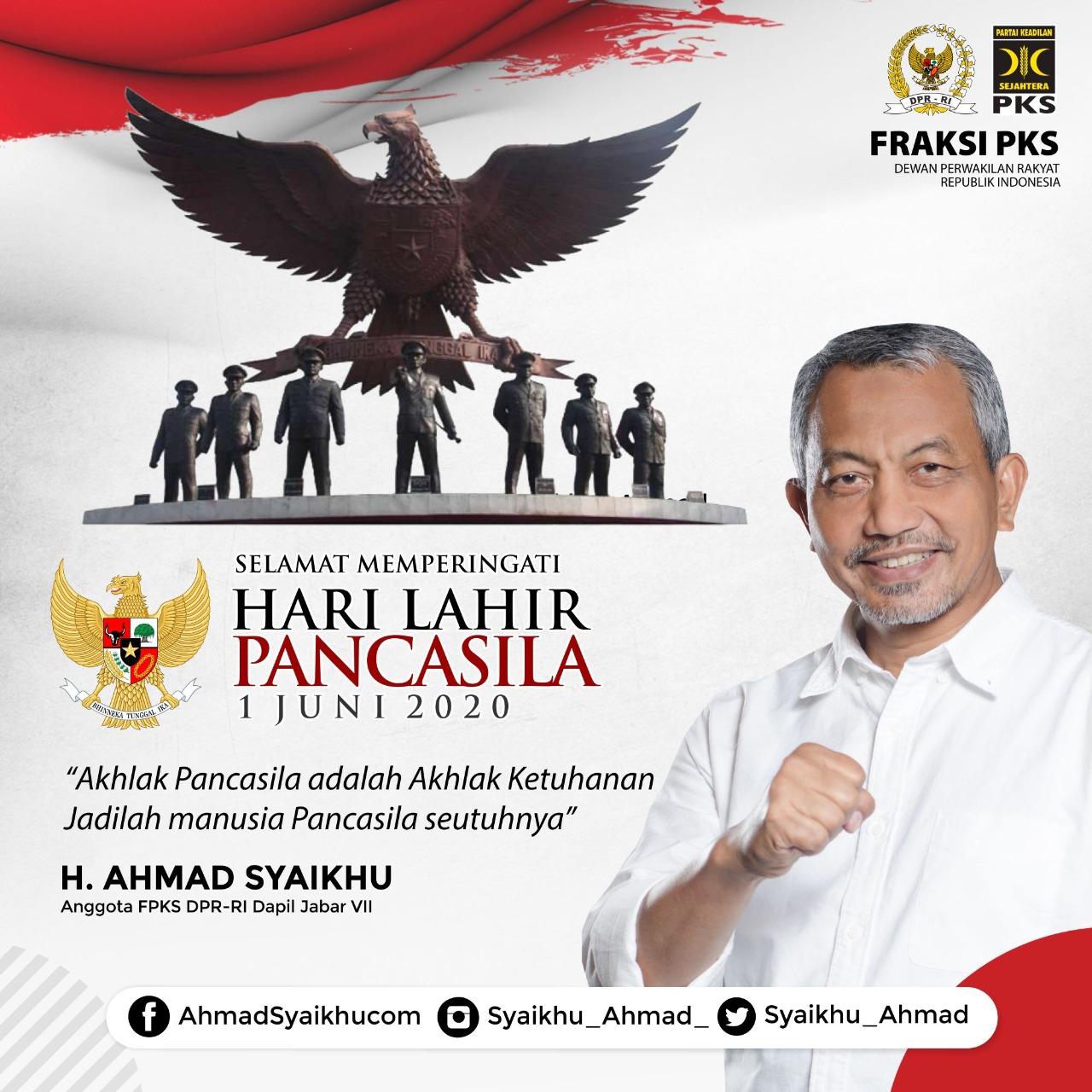 """Ahmad Syaikhu, """"Pancasila, Komunisme dan New Normal"""""""