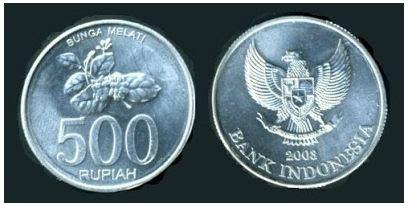 Gambar Uang Koin 500 Rupiah Terbaru Gambar Uang Logam Indonesia Dari Masa Ke Masa