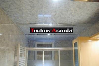 Foto de montadores techos Madrid