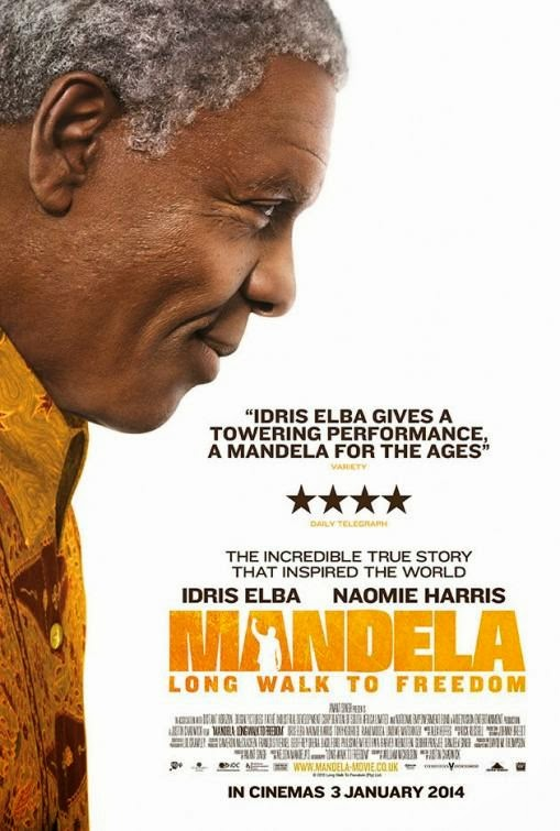 Poster Of English Movie Mandela: Long Walk to Freedom (2013) Free Download Full New Hollywood Movie Watch Online At Alldownloads4u.Com
