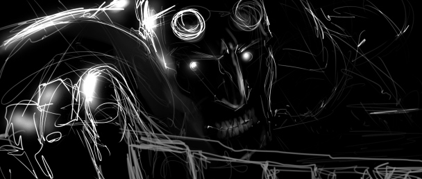 Riddick  David Twohy concept art