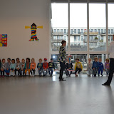 Dansles kleutergroepen