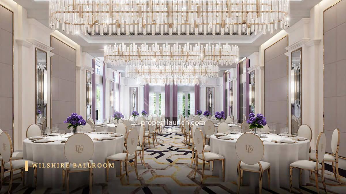 Bukit Podomoro Wilshire Ballroom