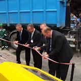Inaugurarea, la Medias, a primului punct subteran pt. colectarea deseurilor de ambalaje din Romania - DSC06375.JPG