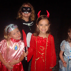 2010 Princess Fall Campout