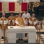 Hl. Vater Augustinus – Pontifikalamt - Capella Wilthinensis - Stiftskirche Wilten - 30.08.2015
