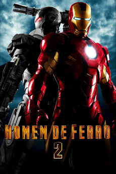 Capa Homem de Ferro 2 Torrent
