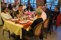 Dinner in Vianden