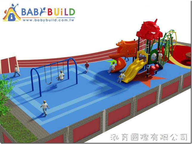 BabyBuild 秋千遊具設計規劃