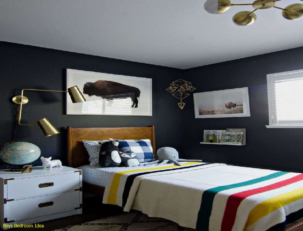 Boys Bedroom Design Unbelievable Ideas To Paint A Room For Boy
