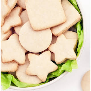 Small Batch Of Sugar Cookies.