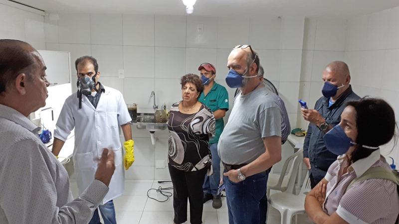 Engenheiros da Petrobras na Gasil (Copy)