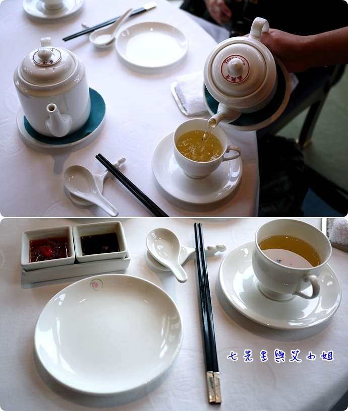 3 茶水與醬料