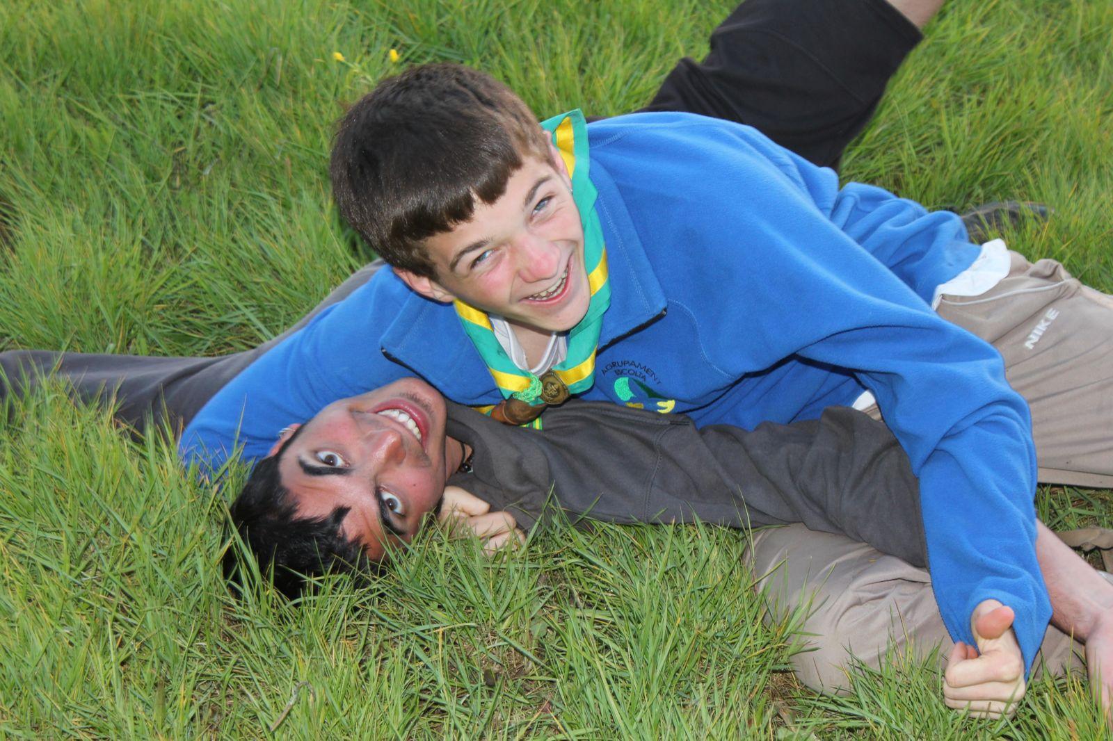 Campaments de Primavera de tot lAgrupament 2011 - IMG_2965.JPG