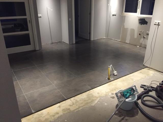 Nieuwe Houten Vloer : De bouw van ons nieuwe huis week de keuken en de houten vloer
