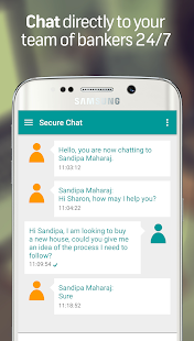 FNB Banking App- screenshot thumbnail