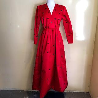 Givenchy Nouvelle Boutique Vintage Gown