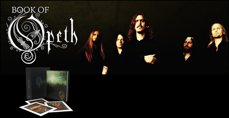 Book of Opeth Banner