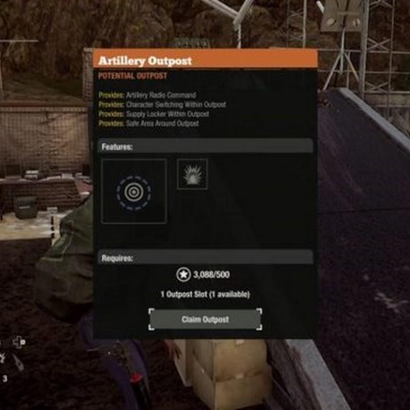 State of Decay 2 – So schalten Sie den Artillerieangriff frei (Best Radio Command Guide)