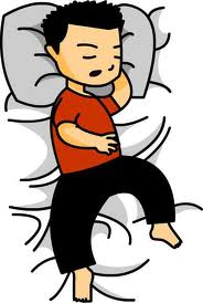 tidur, bobok, tidur terlentang, bayi bobok, bayi, bayi tidur, cartoon, animasi