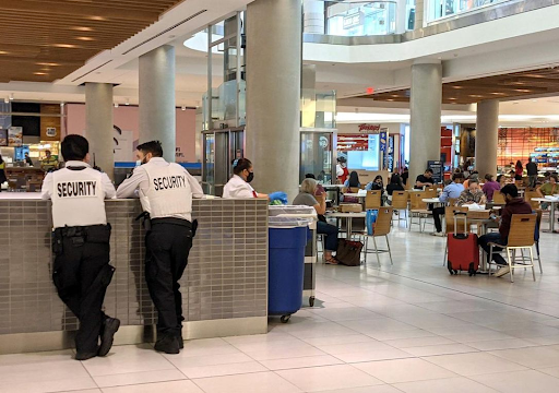 Canada retailers and restaurants deploy private security to enforce Covid19 rules